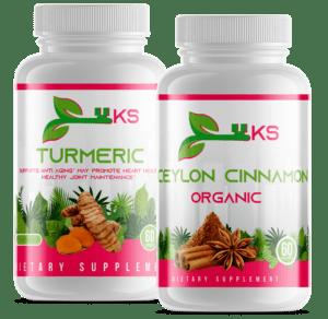 Tumeric & Cinnamon Bundle